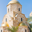 Greek Orthodox St.John the Baptist Church in baptism site — Стоковая фотография