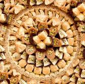 Assorted baklava — Stock Photo