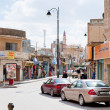 Touristic area in town Madaba, Jordan — Stock Photo #9674713
