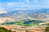 View from Mount Nebo in Jordan — Stock Photo