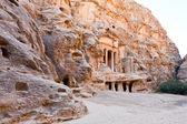 Place de l'antique petra peu — Photo