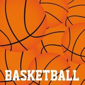 Basketball — Stockvector