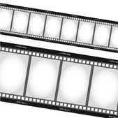 Bandes de films — Vecteur