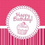 Wszystkiego najlepszego z okazji urodzin — Wektor stockowy  #9838276