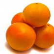 Juicy tangerines — Stock Photo