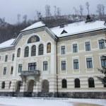 Vaduz - parliament of Liechtenstein — Stock Photo