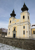 Pilgrimage Church Maria Taferl — Stock Photo