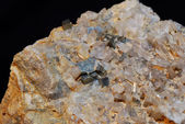 Mineral detail — Stock Photo