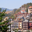 Sapa houses — Stock Photo