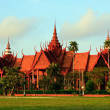 National museum in Phnom Penh — Foto de Stock