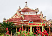 Hoian temple — Stock Photo