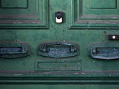 Letterboxes — Stock Photo