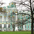 Saint - Petersburg.The Winter Palace. — Stock Photo