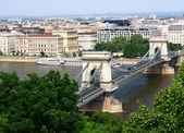 Budapest — Stockfoto