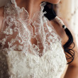 Beautiful bride — Stock Photo #9309359