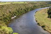 Fluss chavon — Stockfoto