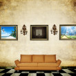 Vintage room — Stock Photo #8623849