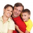 Happy family portrait — Stock Photo #7963614