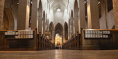 Turku, finland: turku cathedral — Stock Photo