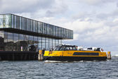 Copenhagen: waterbus — Stock Photo