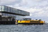 Copenhagen: waterbus — Stock Photo