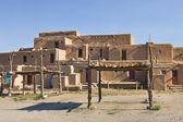 Taos pueblo — Stockfoto