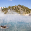 Stock Photo: Excelsior geyser pool