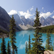 Foto de Stock  : Moraine Lake
