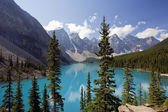 Lago moraine — Foto de Stock
