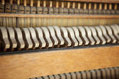 Antique Piano — Stock Photo