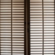 Foto de Stock  : Wooden Window Shutters