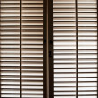 ストック写真: Wooden Window Shutters