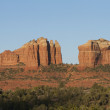Sedona Arizona Scenic - Stock Photo