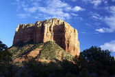 Courthouse Rock Sedona Arizona — Stock Photo