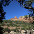 Sedona Landscape - Stock Photo