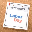 Labor Day — Stock Photo #10055504