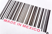 Made in Mexico — Stock Photo