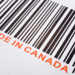 Royalty-Free Stock Photo: Made in Canada