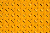 Yellow metal treads — Stock Photo