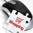 Online shopping — Stock Photo #8101847