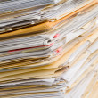 File Stack — Stock Photo #8179475