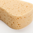 Yellow Sponge — Stock Photo