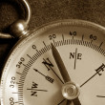 Compass — Stock Photo #8220296