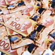 Canadian Dollar — Stock Photo #8745968
