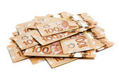 Canadese dollar — Stockfoto