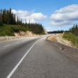 Stock Photo: Mountain Highway