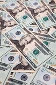 USA Dollar — 图库照片