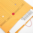 File Envelope — Stock Photo