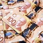 Canadian Dollar — Stock Photo #9006284