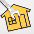 Royalty-Free Stock Photo: Home Repairing